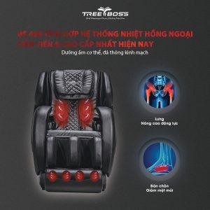 Nguyên lý túi khí ghế massage
