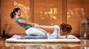 Lợi ích của Massage Thái
