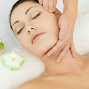 Massage cổ