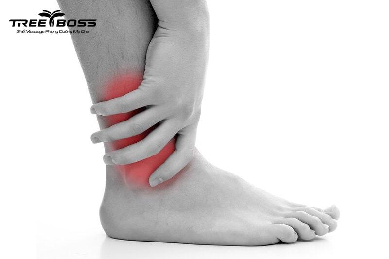 massage chân có tác dụng gì