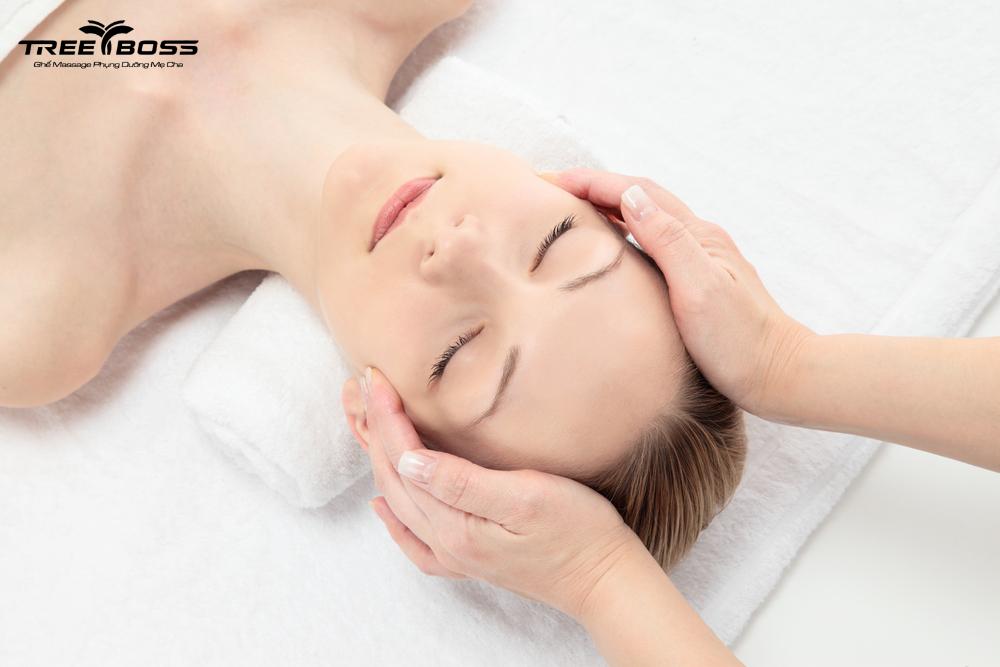 massage nhật shiatsu