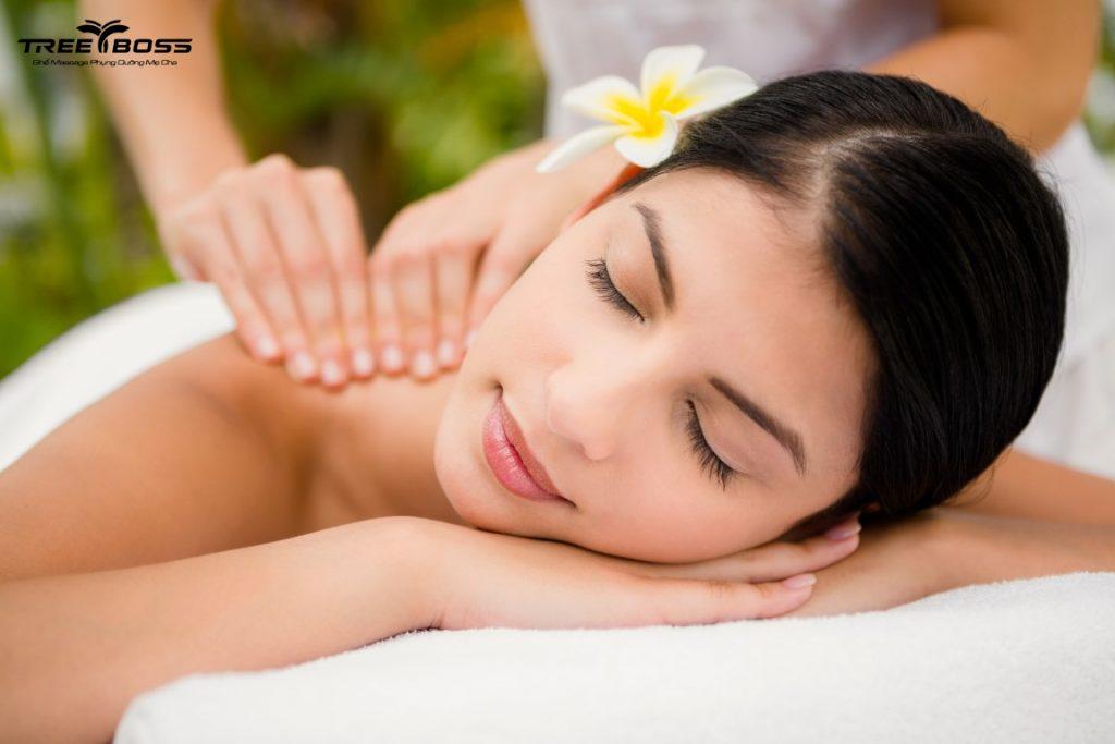 massage bấm huyệt shiatsu nhật bản