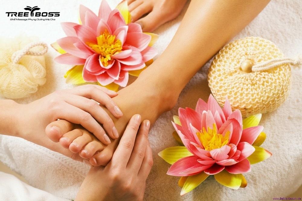 công dụng của máy massage trị liệu