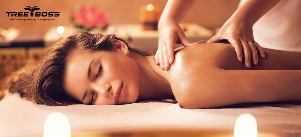 tác dụng của massage trị liệu