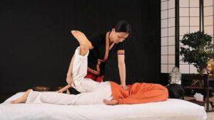 Lưu ý trong quá Trình Massage Thái