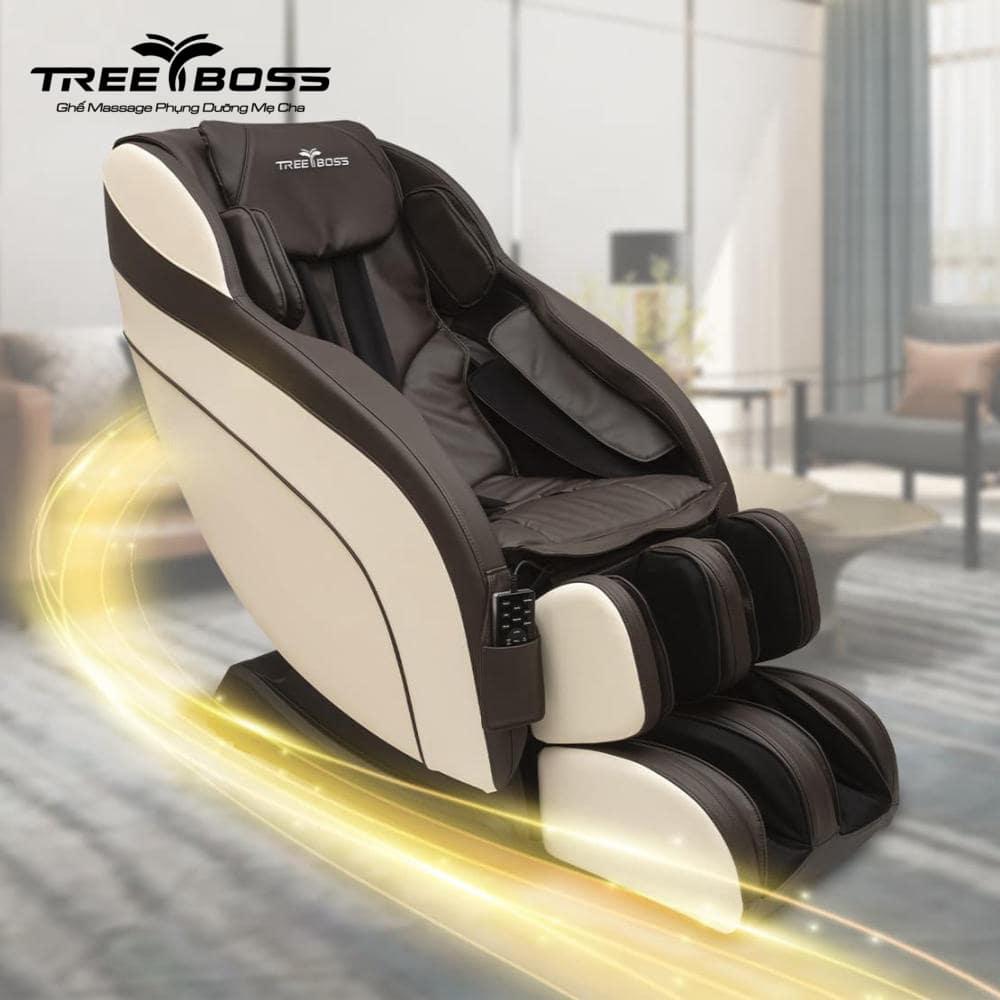 cấu tạo ghế massage