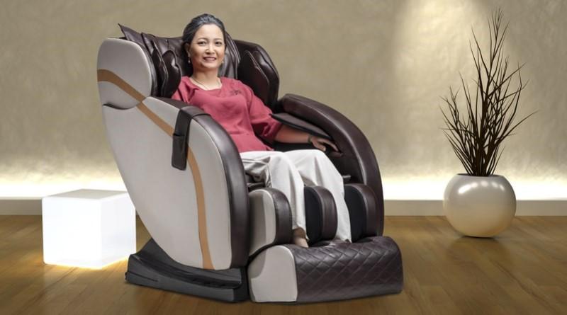 ghế massage 4d