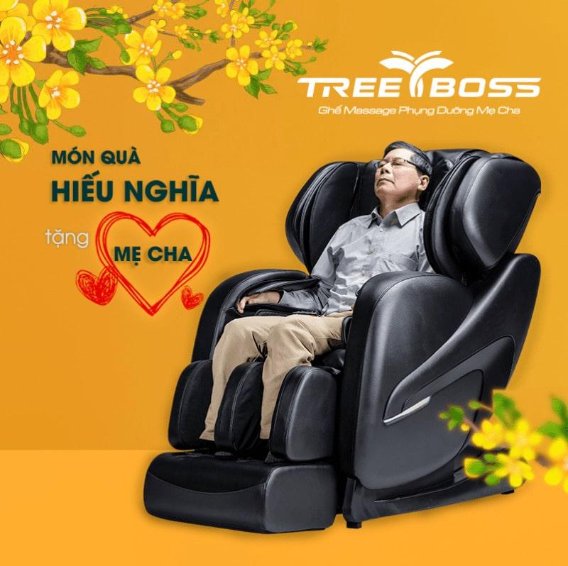 nên mua ghế massage 3d hay 4d