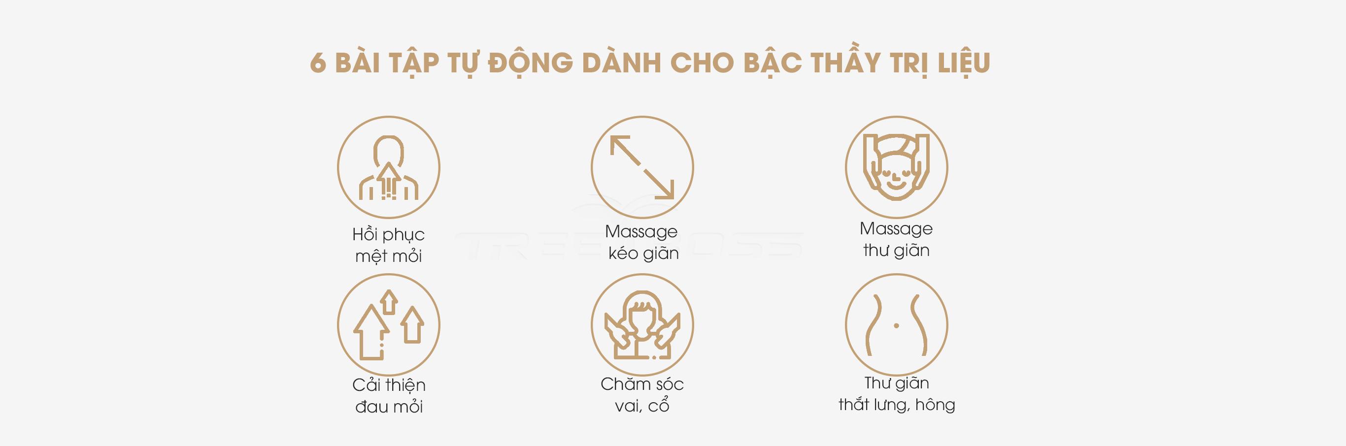 Ghế massage cho cha mẹ
