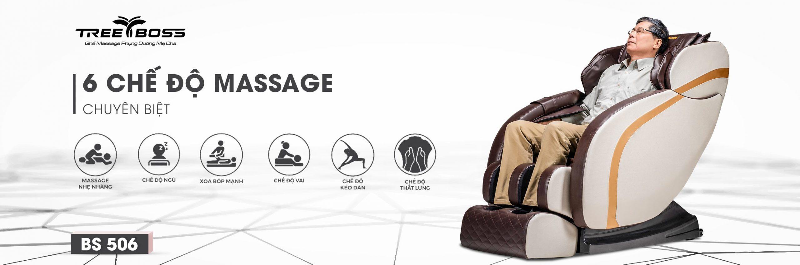 Cách chọn ghế massage toàn thân cho người cao tuổi