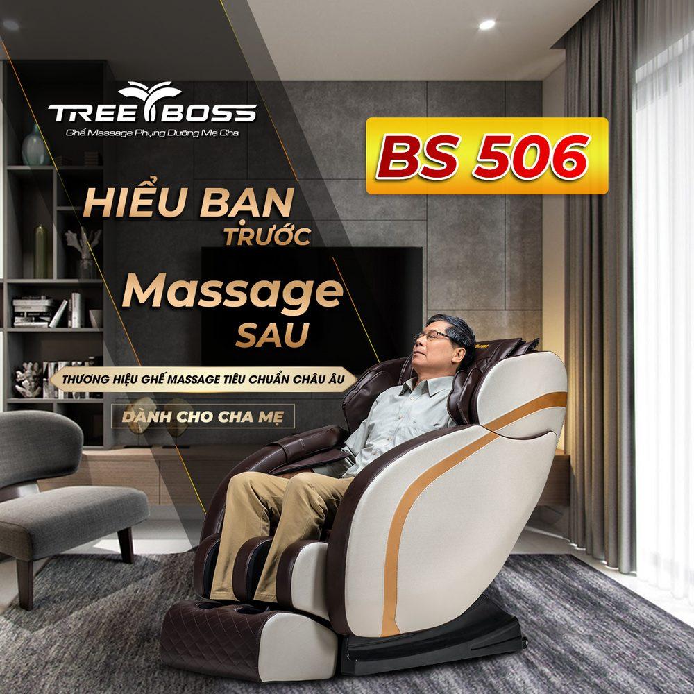 ghế massage đa chức năng
