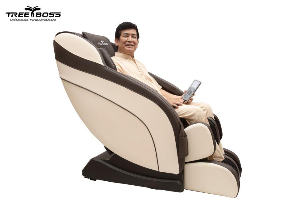 máy massage điều khiển bằng giọng nói