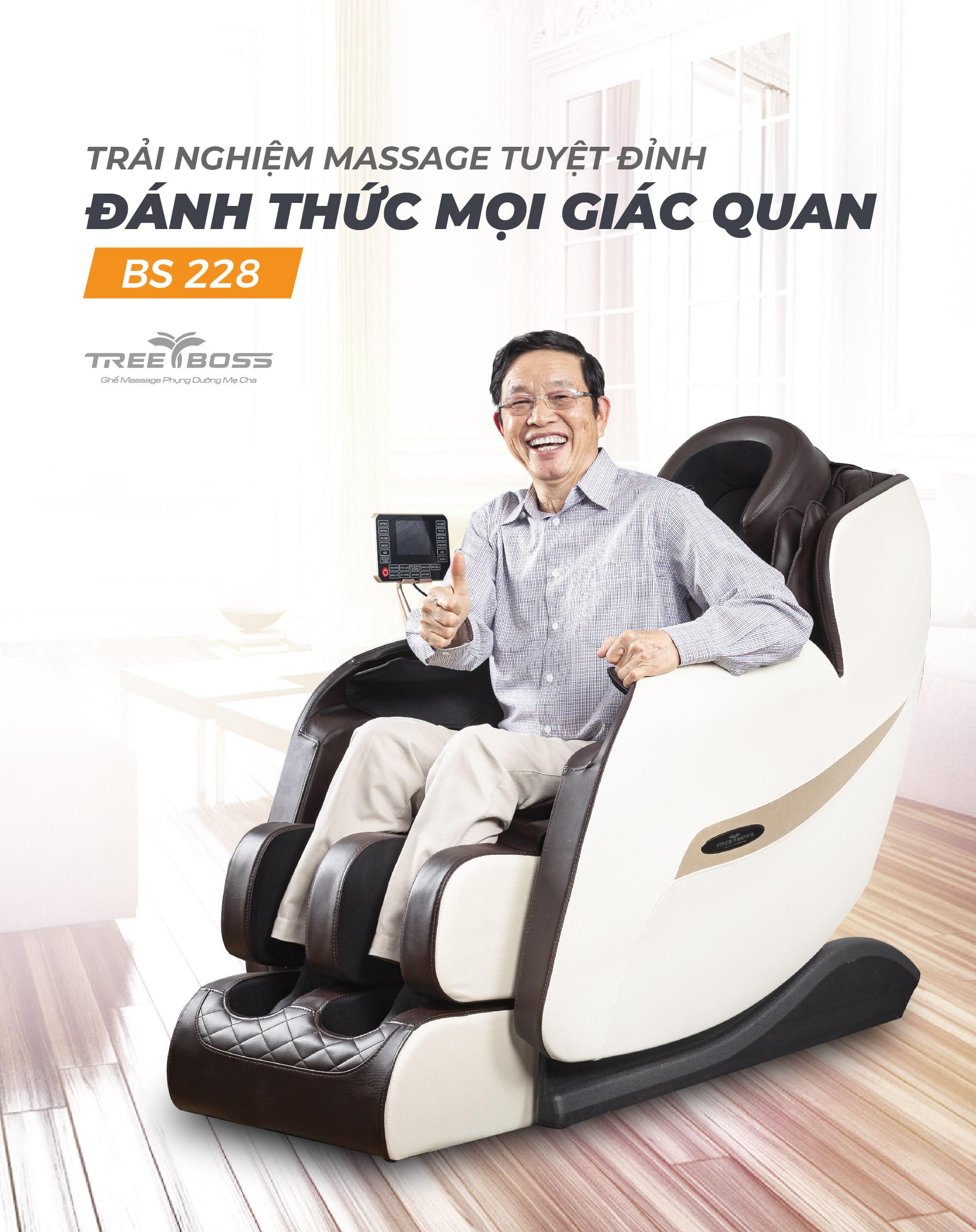ghế massage không trọng lực