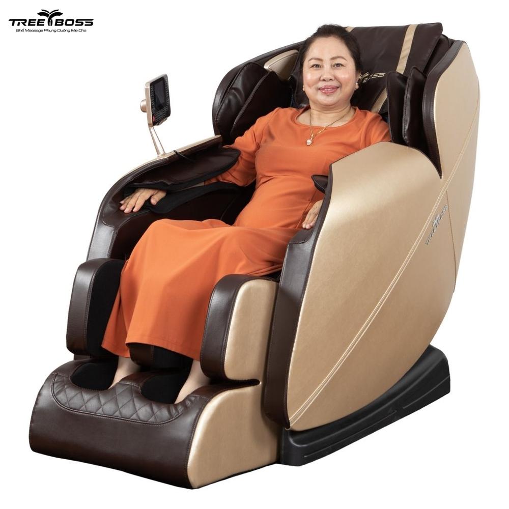 ghế massage lưng