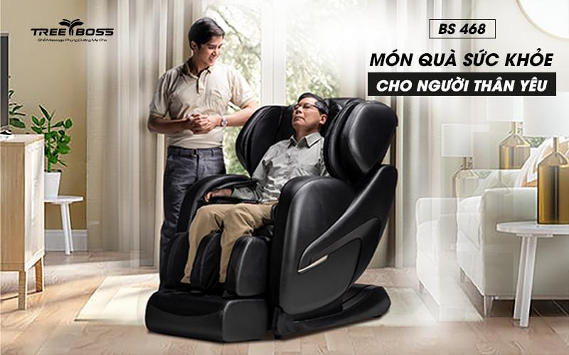 Ghế massage nào tốt? 7 loại ghế massage tốt nhất nên mua hiện nay