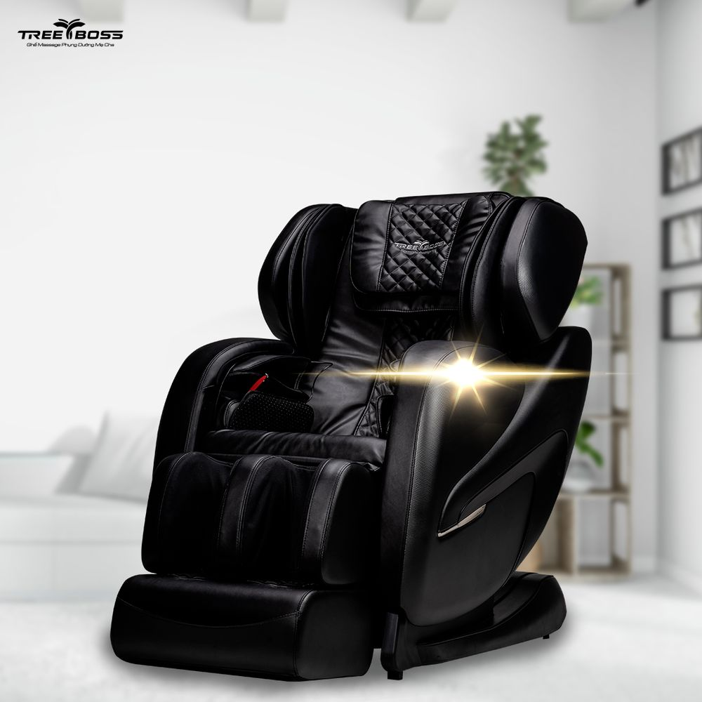 ghế massage trị liệu hồng ngoại