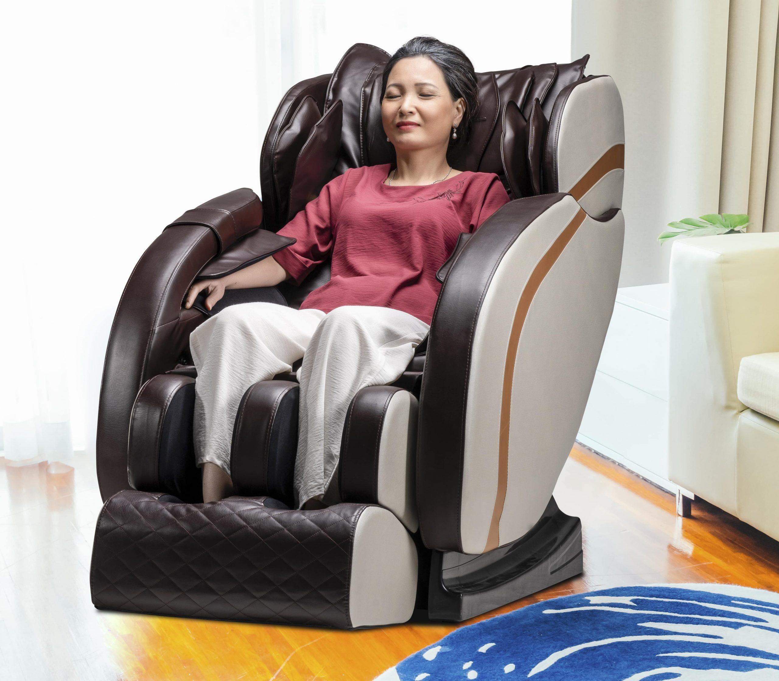 Máy massage nhiệt hồng ngoại