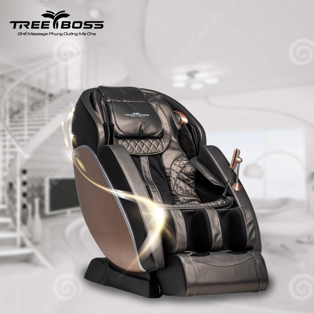 máy massage trị đau đầu