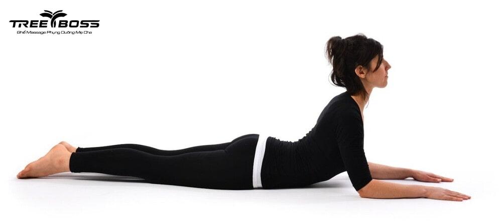 các bài tập trị đau lưng