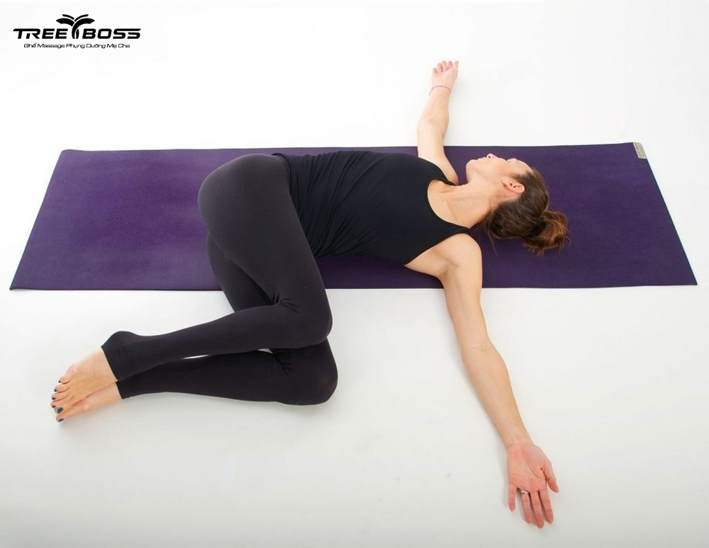 các bài tập chữa đau lưng