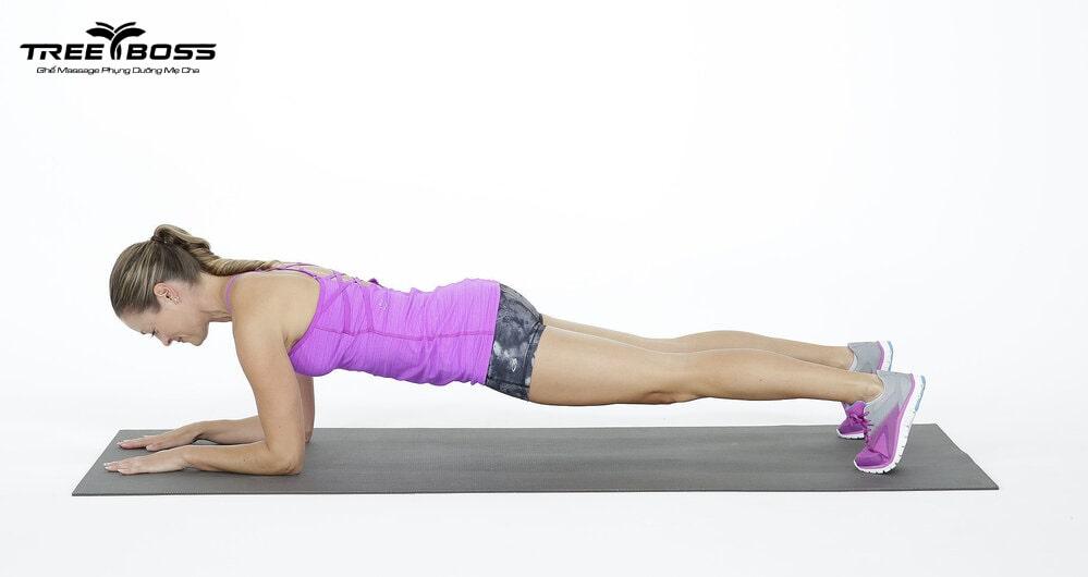 các bài tập cho người đau lưng