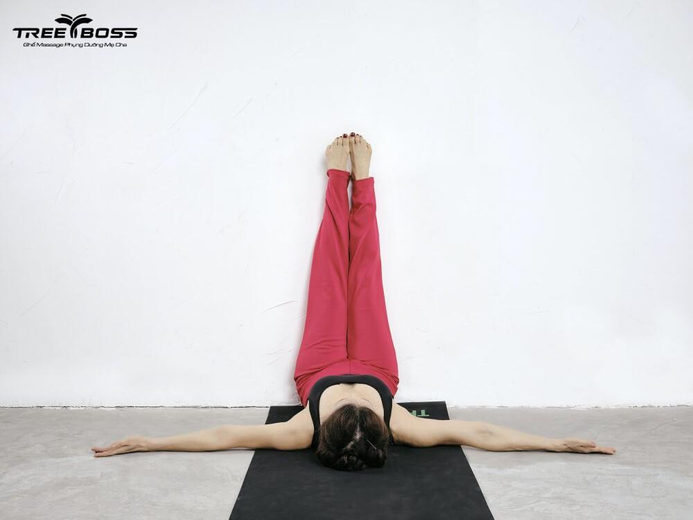 các bài tập giãn cơ toàn thân