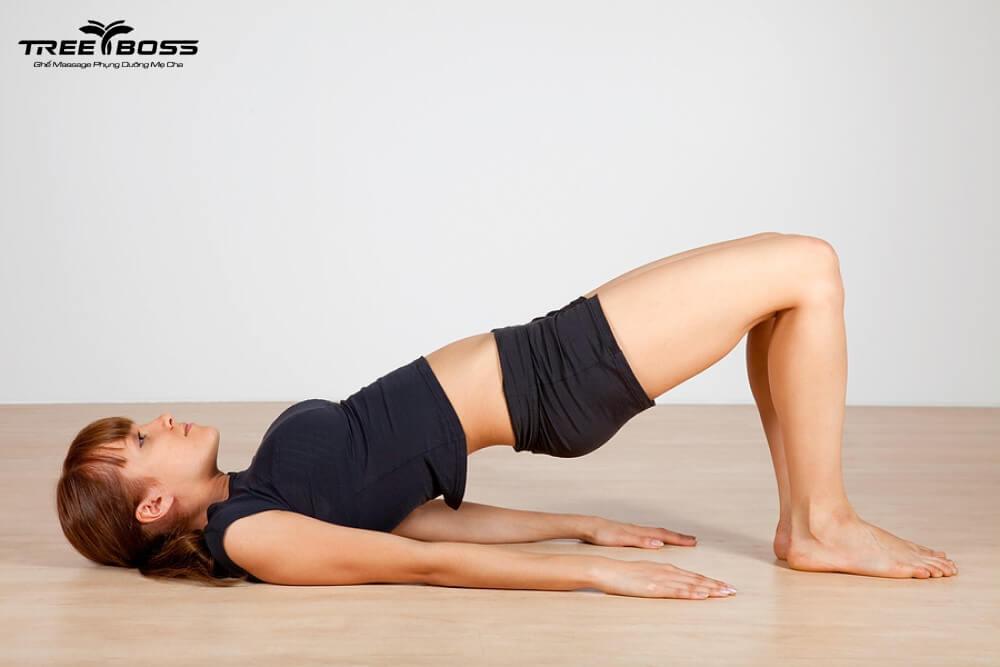 bài tập yoga dành cho người thoát vị đĩa đệm