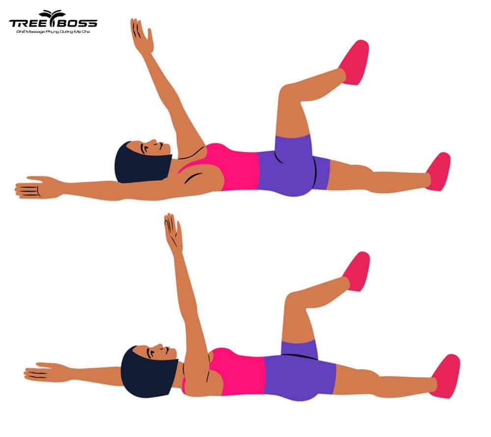 bài tập yoga cho người thoát vị đĩa đệm lưng