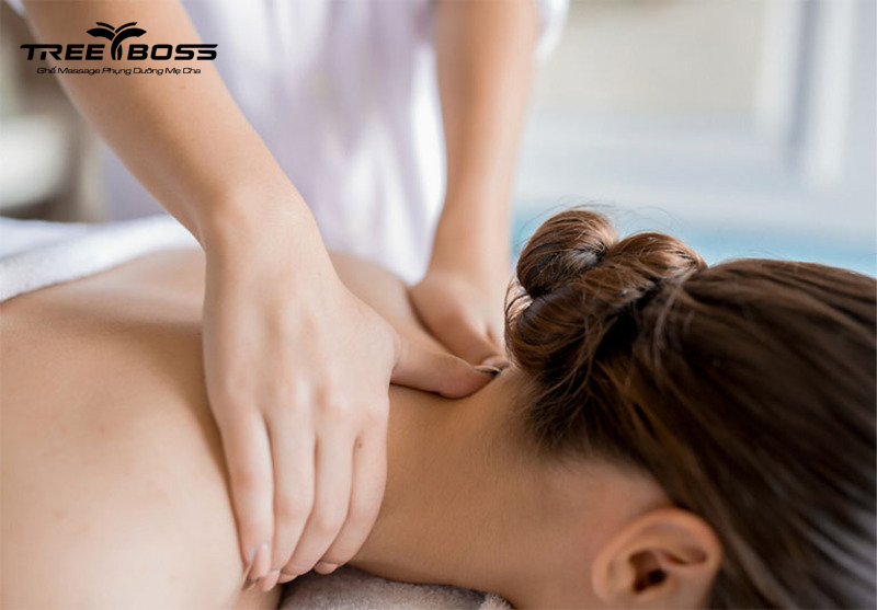 phương pháp bấm huyệt chữa đau vai gáy
