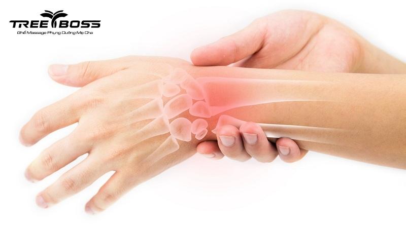 cách trị nhức mỏi tay chân