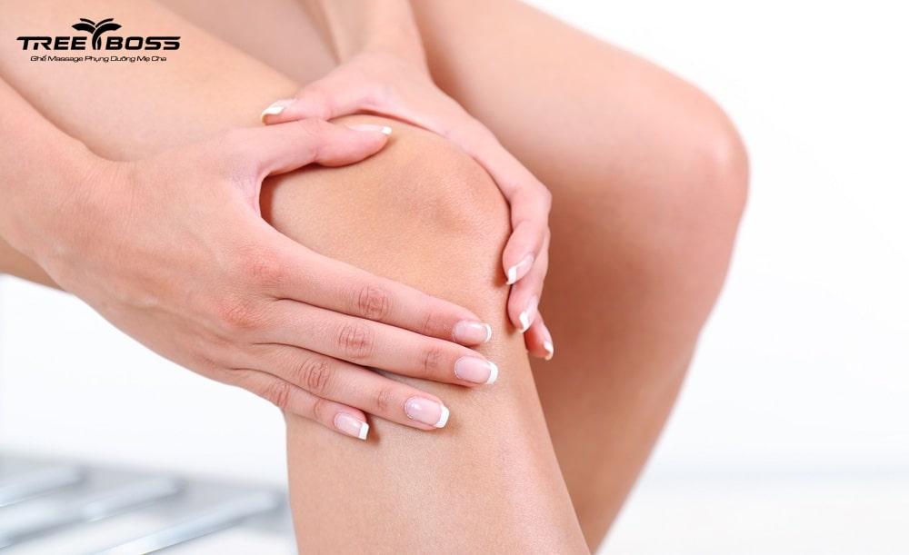 trị đau nhức xương khớp tại nhà