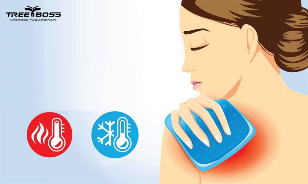 chữa đau gáy cổ tại nhà