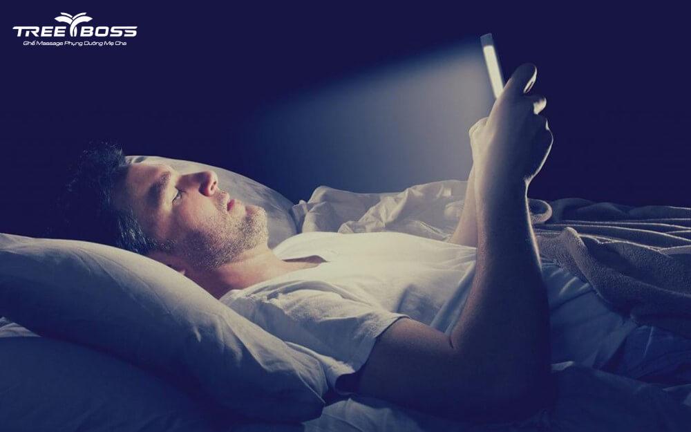chữa mất ngủ tại nhà
