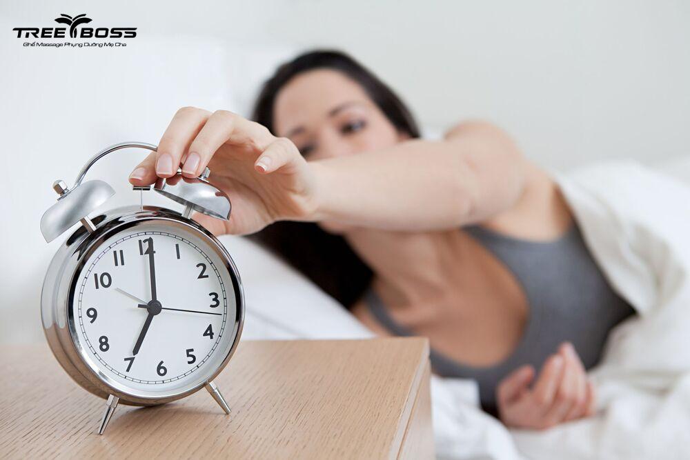 mẹo chữa mất ngủ tại nhà