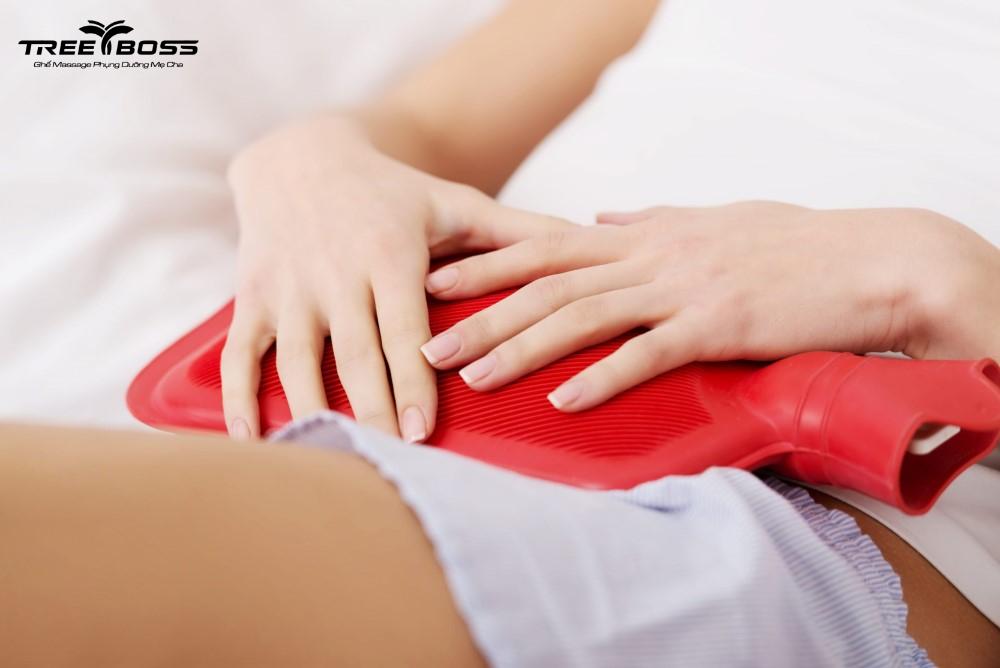 đau vùng thắt lưng không cúi xuống được