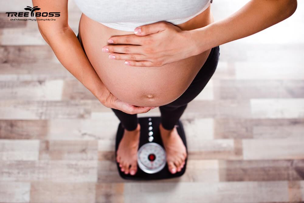 đau nhức bắp chân khi mang thai