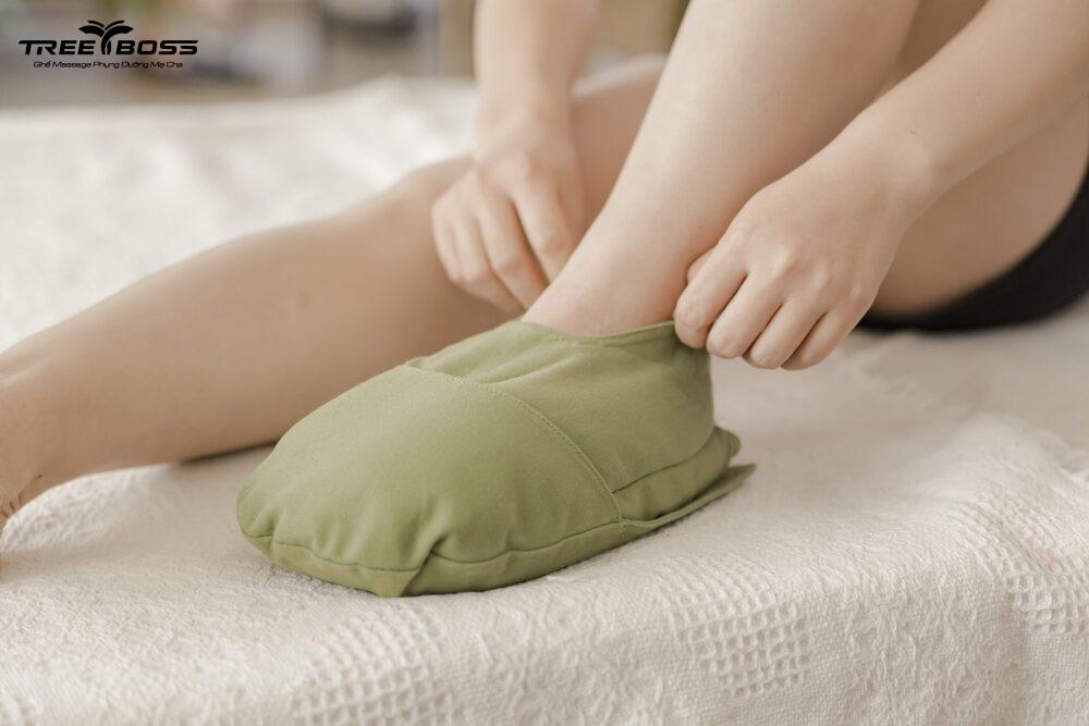 bị đau nhức gót chân là bệnh gì