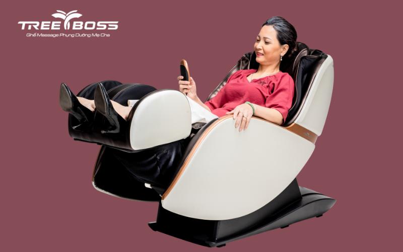 Ghế massage giá rẻ tốt không? 9 mẫu ghế mát xa bán chạy hiện nay