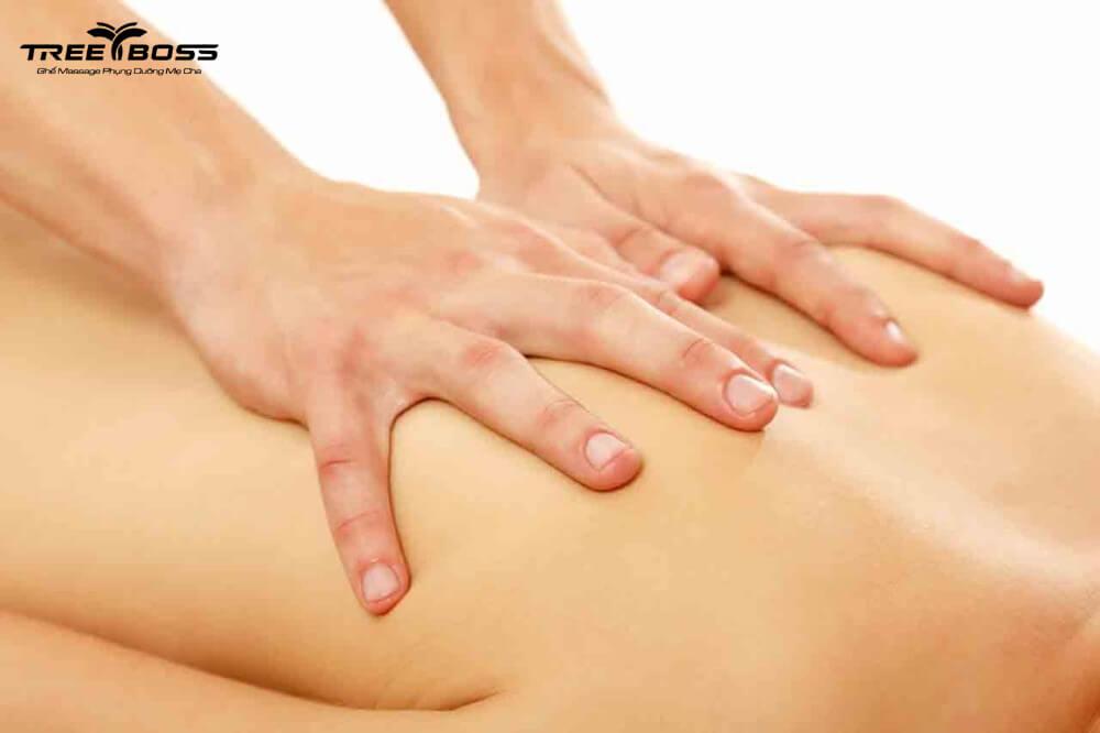 massage trị đau thần kinh tọa