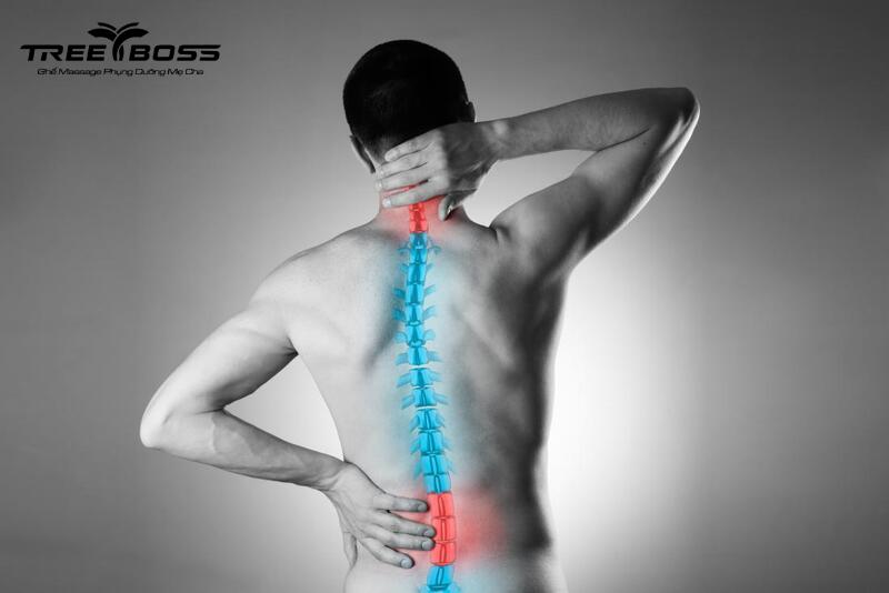 ngồi máy tính nhiều đau lưng