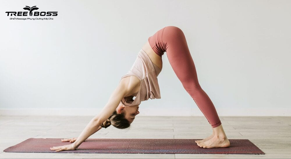 yoga trị đau lưng tại nhà