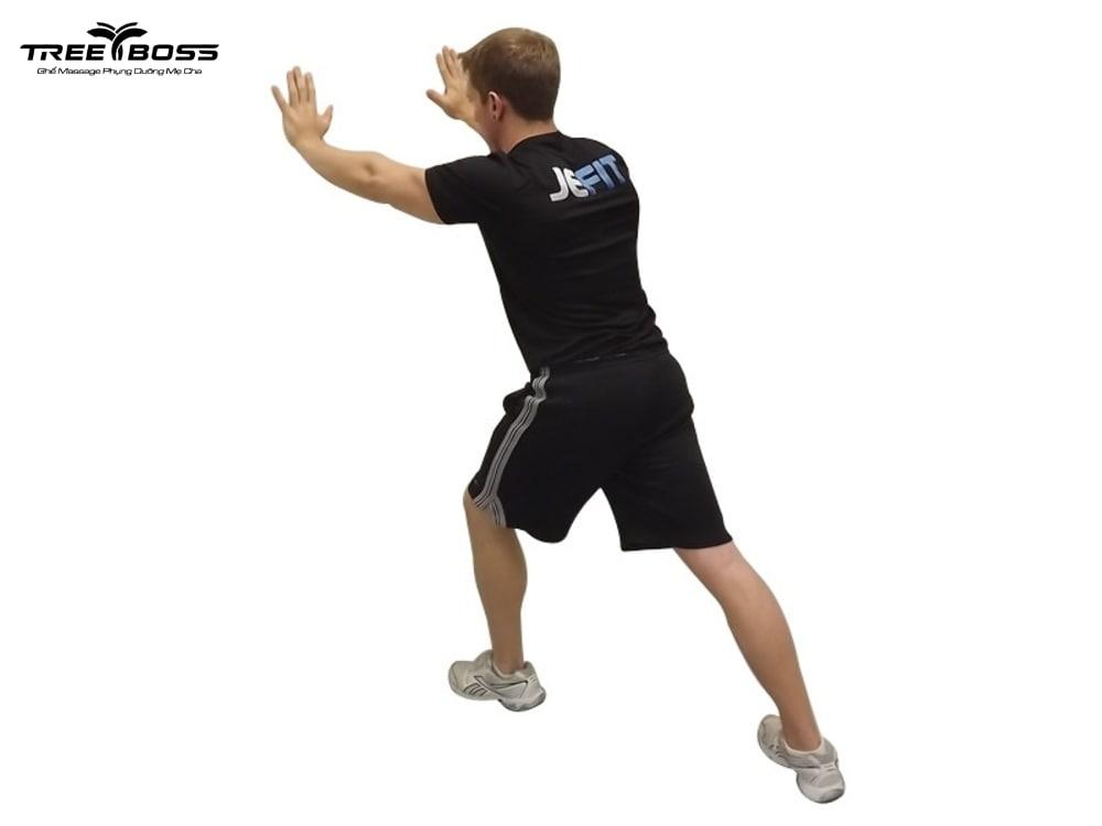 bài tập yoga chữa đau gót chân