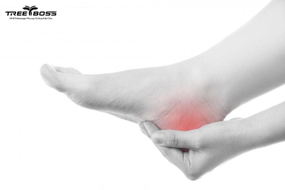 bài tập trị đau gót chân