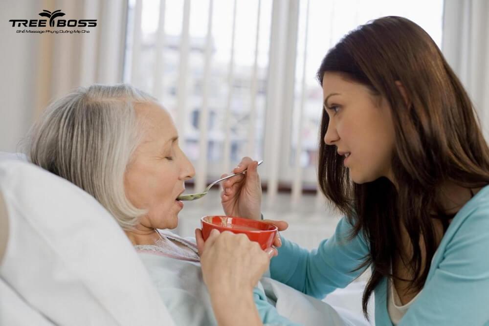 cách chăm sóc người bị tai biến