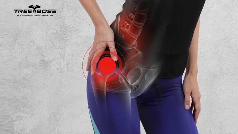 Cách làm giảm đau xương chậu khi mang thai & sau sinh cho mẹ bầu