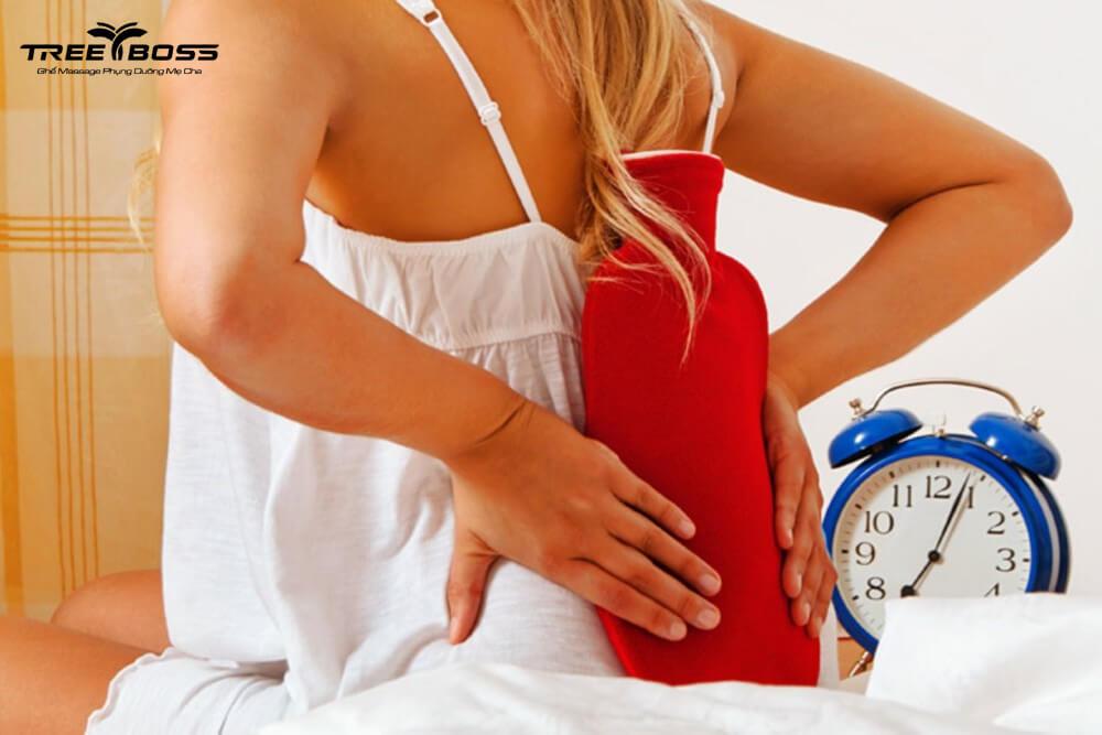 cách làm giảm đau xương cụt