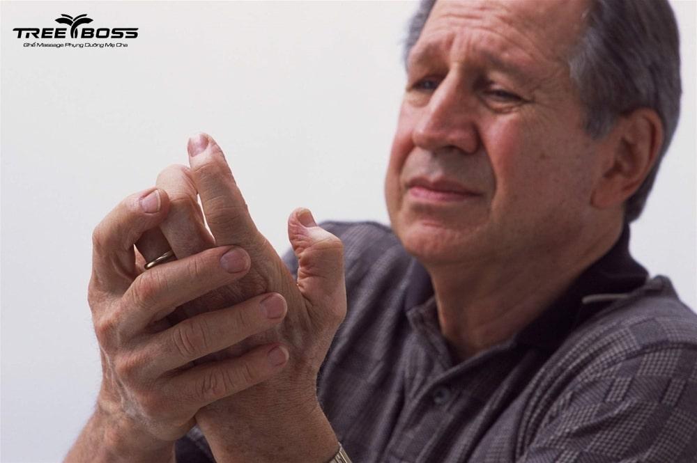 đau khớp ngón tay khi mang thai