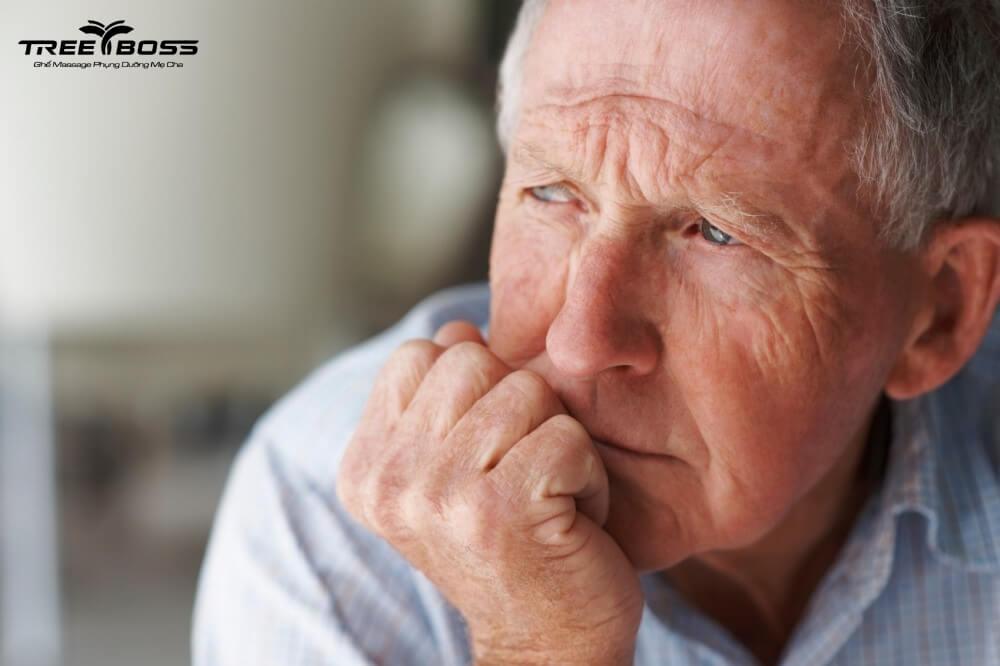 bệnh đau khớp ở người lớn tuổi