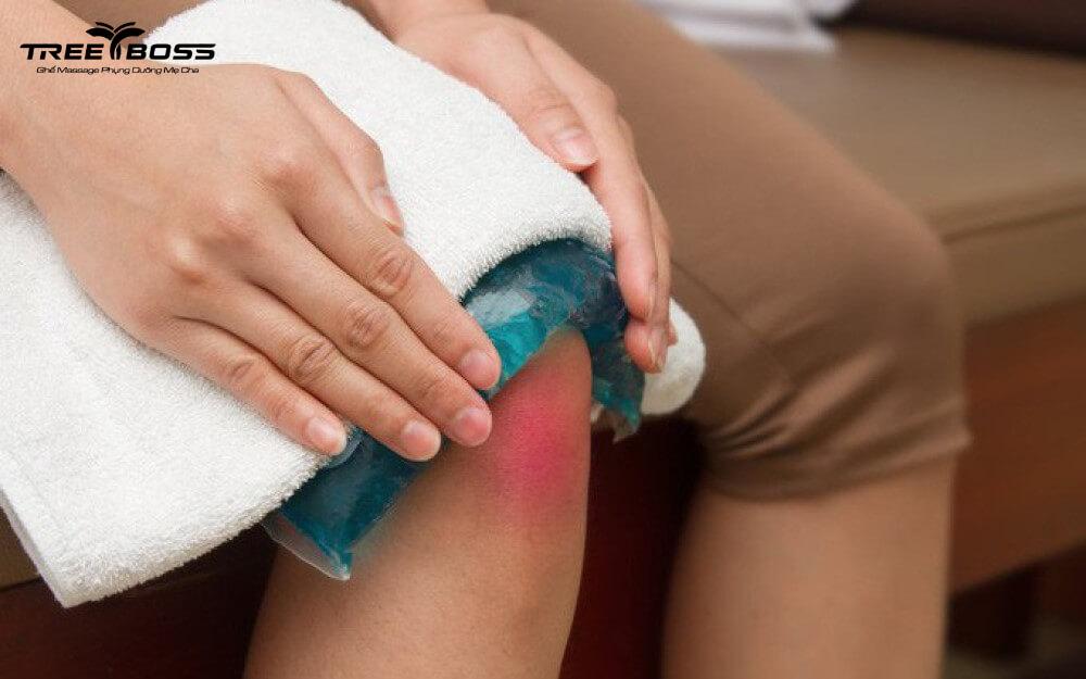 giảm đau xương khớp ở người già