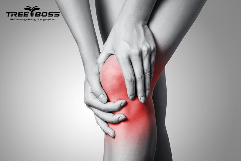 đau xương khớp ở người trẻ